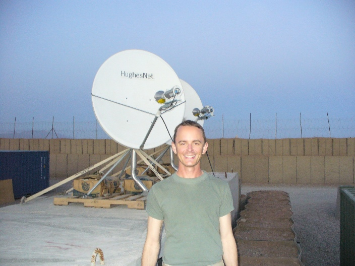 Netgate Routerstation Pro case deploys to Afghanistan.