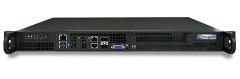 Introducing the XG-1537 Firewall Appliance