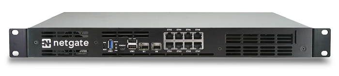 Introducing the XG-7100 1U Netgate Security Gateway Appliance with pfSense Software