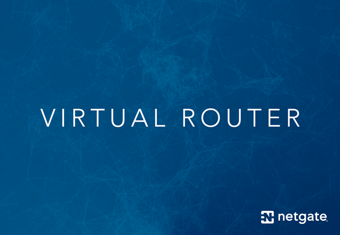 Virtual Routers: What They Are and Why They Matter