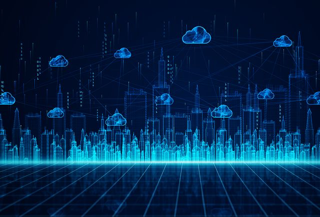 Digital City and cloud computing using artificial intelligence